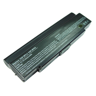 Laptop Battery for SONY VGP-BPL2