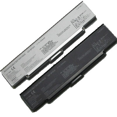 Laptop Battery for SONY VAIO VGN-CR52B/W